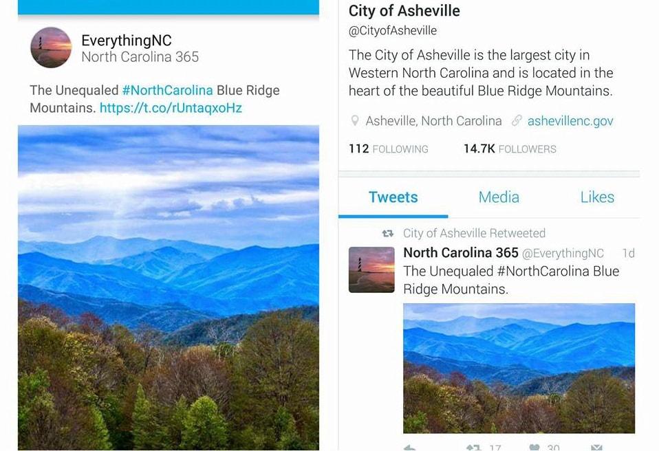 Asheville Stolen Photography
