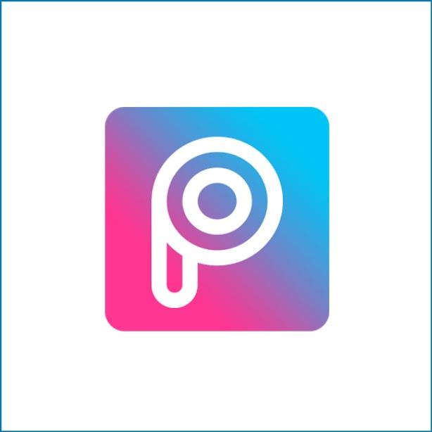 New Picsart Logo 2016