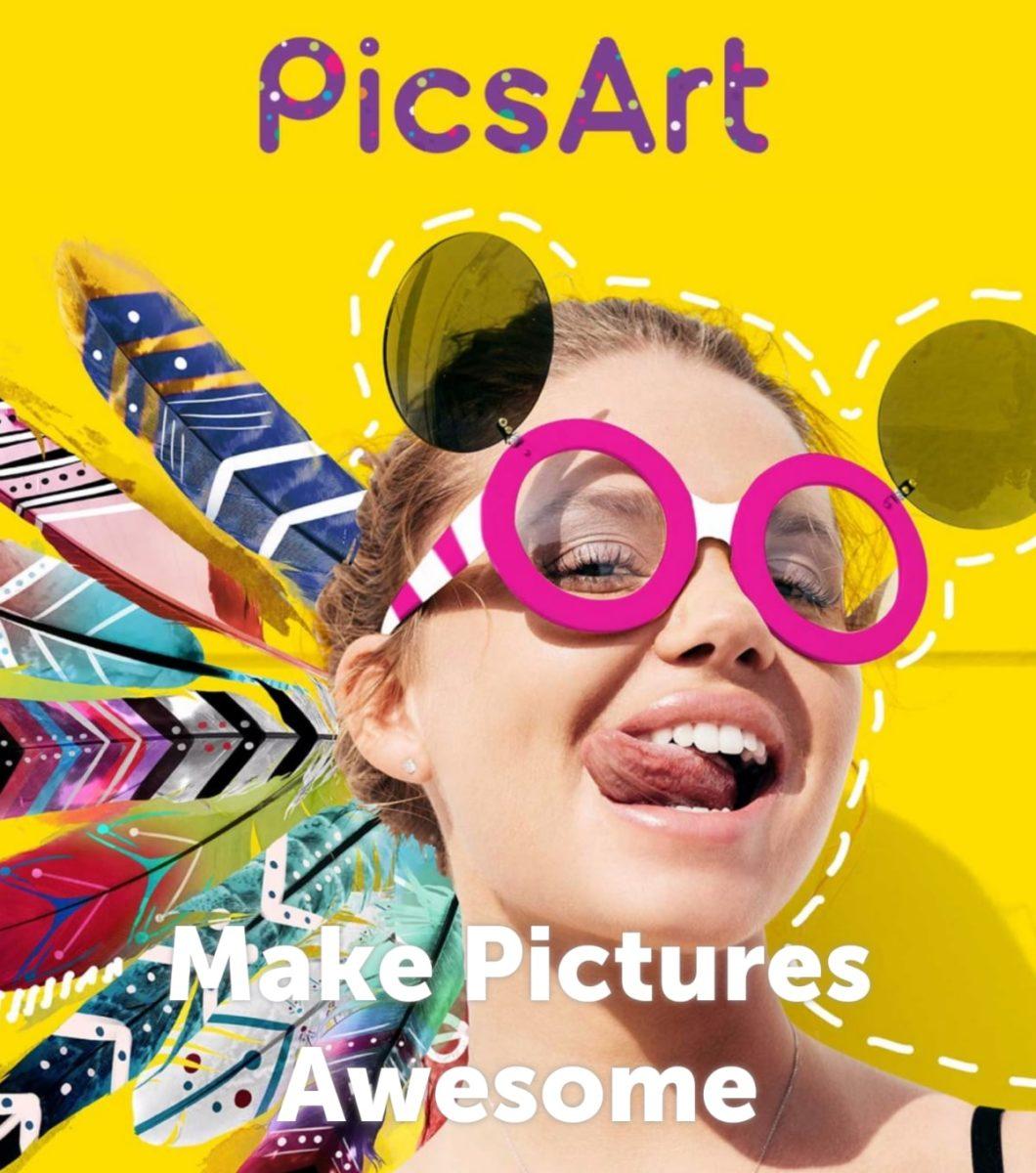 Picsart Mobile App Photo Editor