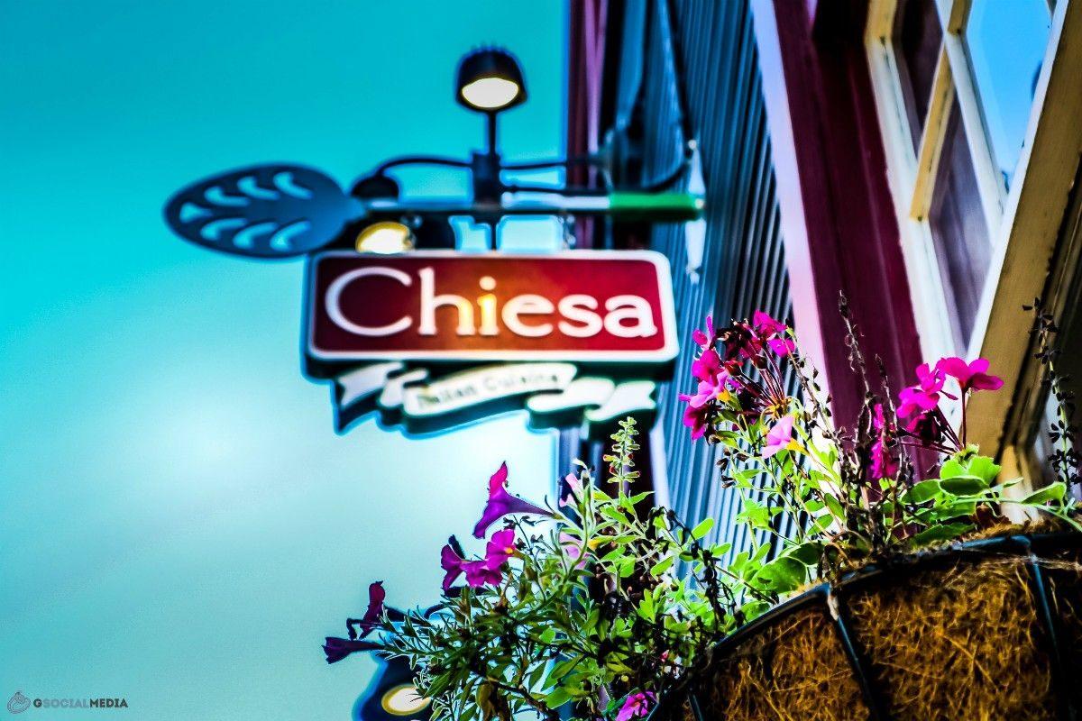 Chiesa Asheville Italian Restaurant