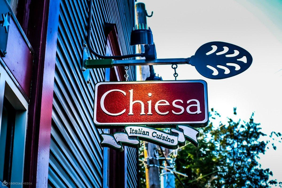 Chiesa Italian Eatery Asheville NC