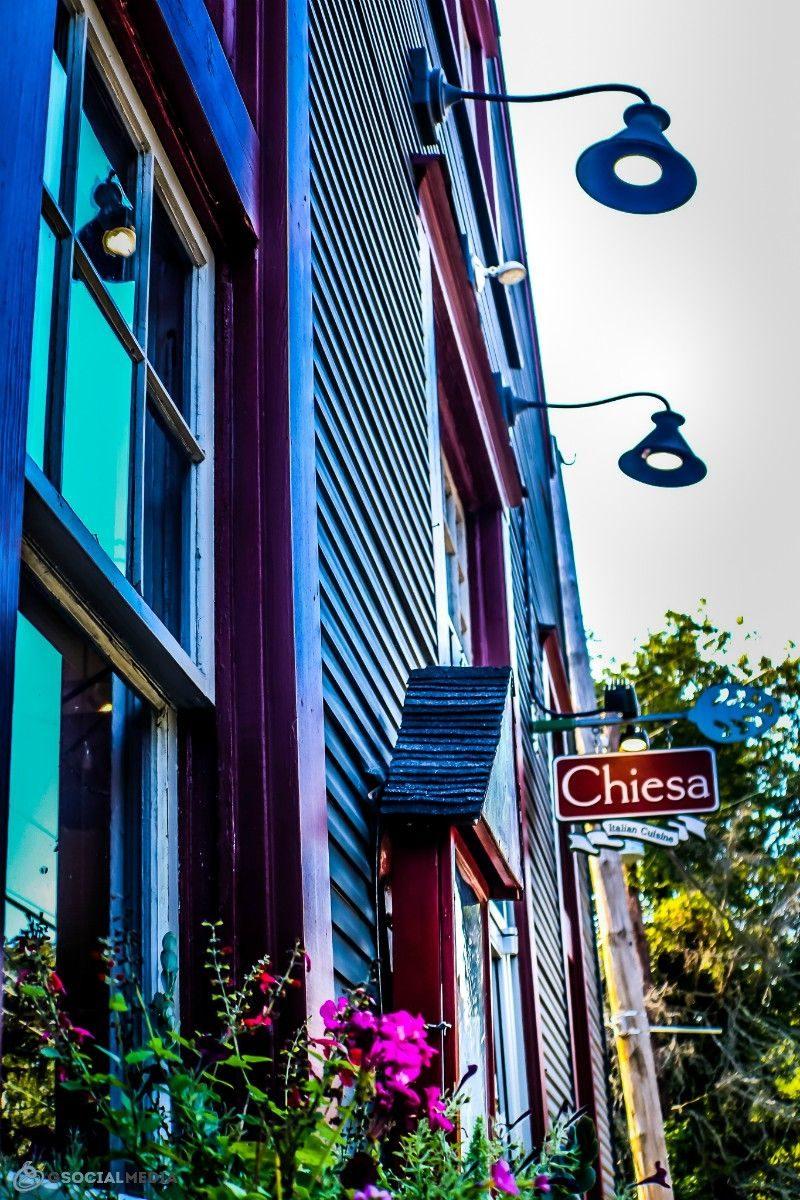 Chiesa Italian Food Restaurant Asheville