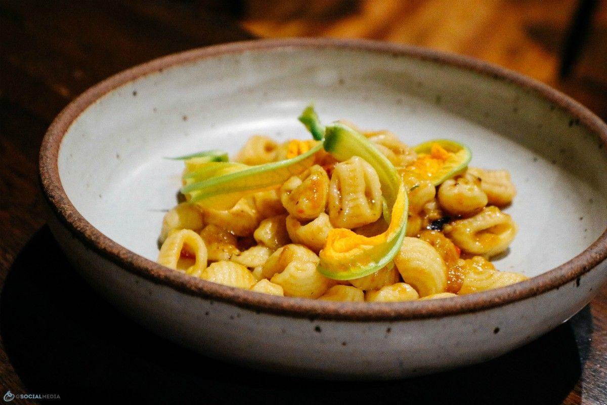 Gnocchi at Cucina 24 Asheville Italian Restaurant