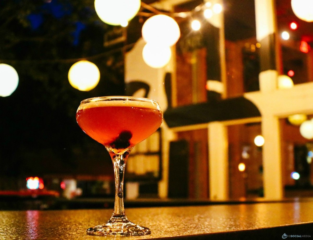 Craft Cocktail Aux Bar Asheville NC